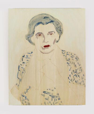 Eleanor Moreton, 'Rebecca (Absent Friends)', 2014