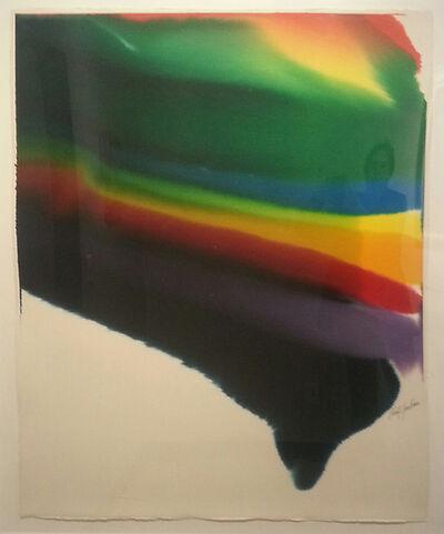 Paul Jenkins, 'Water White', 1981