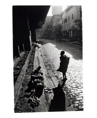 Marianne Grøndahl, 'Calcutta', 1990
