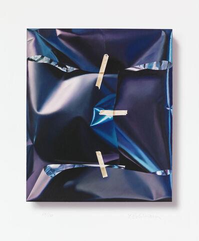 Yrjo Edelmann, 'The black evidence', 2014