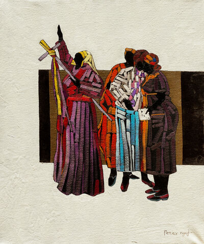 Peter Ngugi, 'Accomplice VIII', 2018