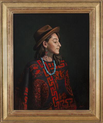 Brad Overton, 'Mestiza', 2015