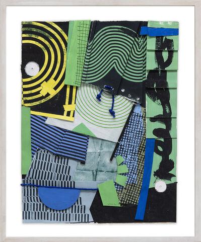 Jan Voss, 'Parcelles 2', 2020