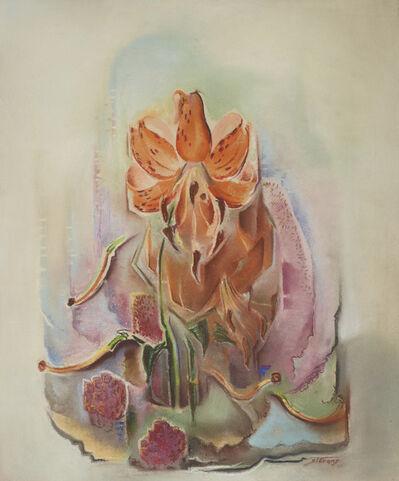 Will Henry Stevens, 'Orange Lily, #547', 1935-1945
