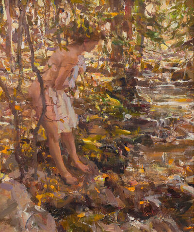 Quang Ho, 'Figure by the Stream II', 2019