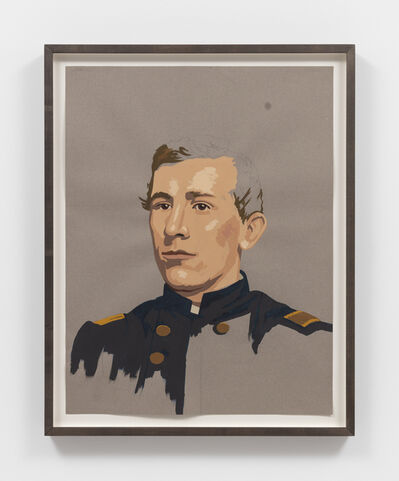 Matthew Benedict, 'Study of a Hero's Head (Major Frank Biddle Ward)  ', 2019