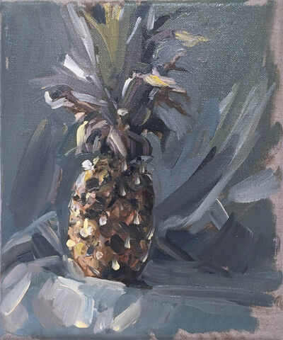 Ekaterina Popova, 'Pineapple Study', 2020