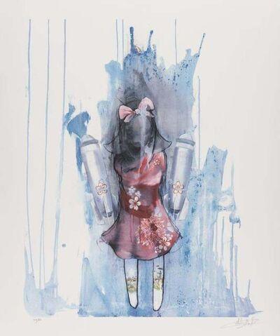 Antony Micallef, 'Bomber Girl ', 2007