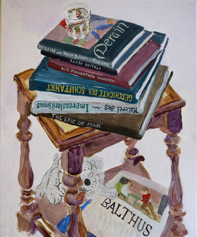 Octavio Garabello, 'Libros', 2018