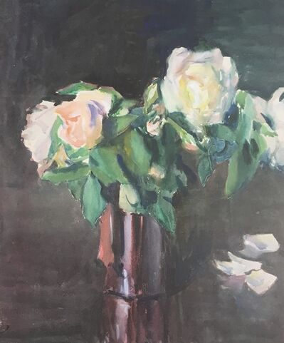 Marion Campbell Hawthorne, 'Flowers No. 4', Early 20th c.