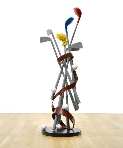 Claes Oldenburg & Coosje van Bruggen, 'Golf/Typhoon', 1996