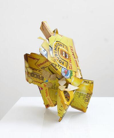 Lisa Hoke, 'Yellow Dye #5', 2015