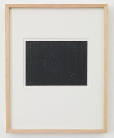 Fred Sandback, 'Untitled (from Serie von 22 Photostaten/Series of Twenty-two Photostats)', 1982