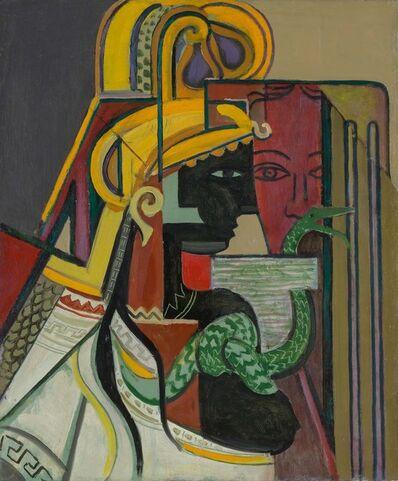 Georges Folmer, 'Profil et Masque'