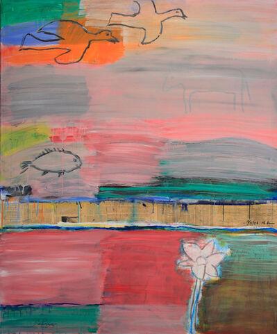 Po Kim, 'Flying Birds and Fish', 2006