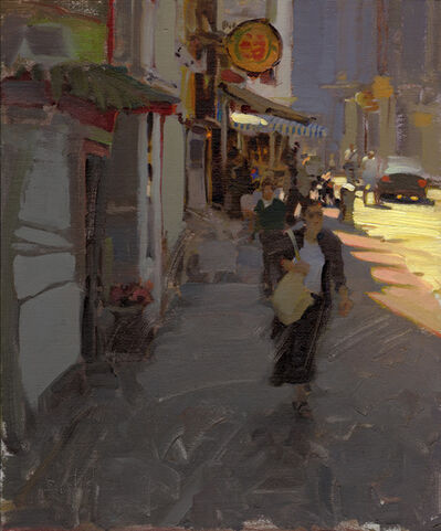 Kim English, 'A Street in Terracina', 2019