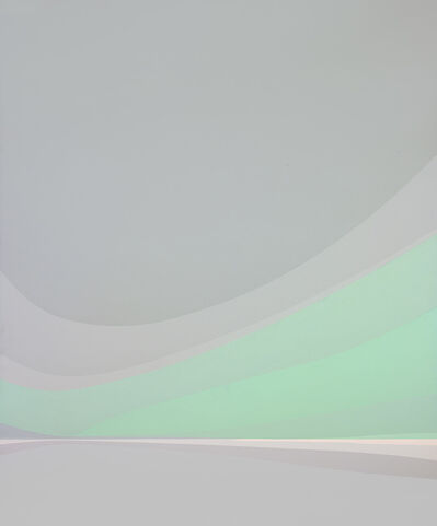 Helen Lundeberg, 'Great Cloud', 1982