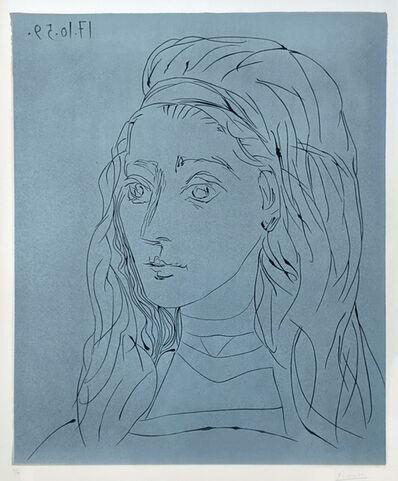 Pablo Picasso, 'Jacqueline', 1959