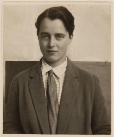 André Kertész, 'Mrs. Edwin Rosskam', ca. 1927
