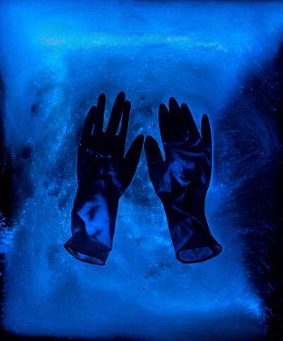 Alivia Magaña, 'Gloves II', 2018