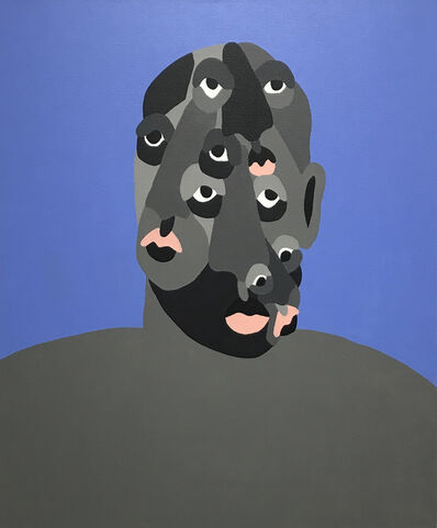 Austin M. Sanchez, 'Portrait 4567', 2018