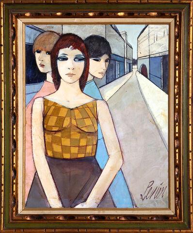 Charles Levier, 'La Rue (The Street)', ca. 1965