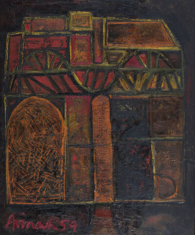 Avinash Chandra, 'Untitled', 1959