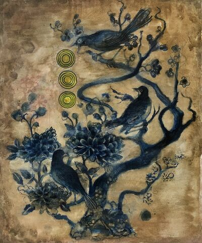 Ken Gun Min, '3 Birds', 2020