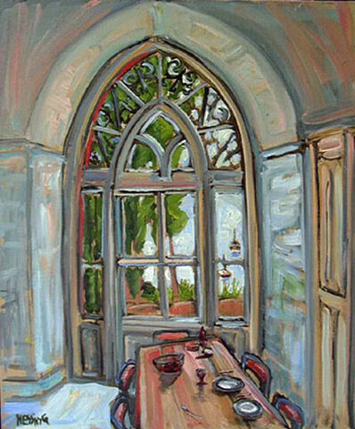 Jeffrey Hessing, 'Summer Window'