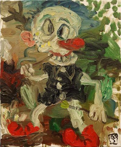 Matías Sánchez, 'El Viejo Pintor', 2013
