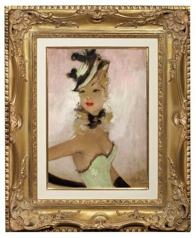 Jean Gabriel Domergue, 'Eve', 15000