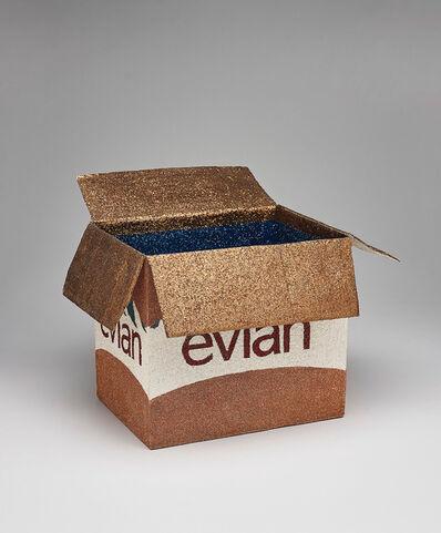 Rob Pruitt, 'Un carton d'Evian (open)', 2002