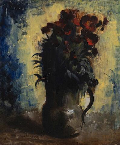 Jean Fautrier, 'Nature morte au vase de giroflées', Unknown