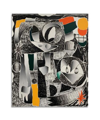 Barry Reigate, 'Shuffling Within A Cul De Sac', 2018