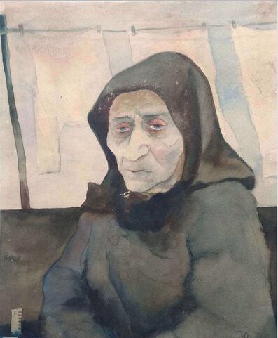 Doris Homann, 'Retrato de Mulher I', 1930-1970