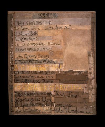 Vivienne Koorland, 'CONTENTS I', 1995