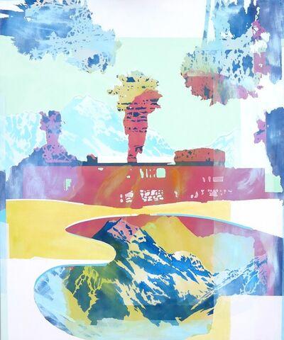 Paul Davies, 'Built Landscape II', 2015