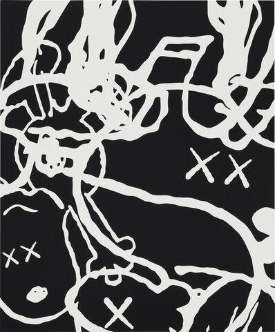 KAWS, 'Untitled (MBFT3)', 2015