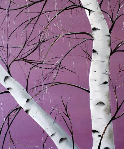 Allison Green, 'Purple Lovers', 2010
