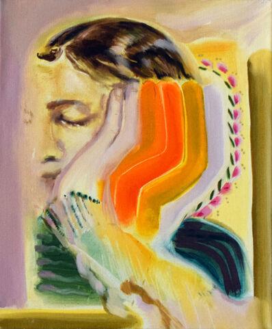 Yana Dimitrova, 'Portrait within a Tapestry', 2019