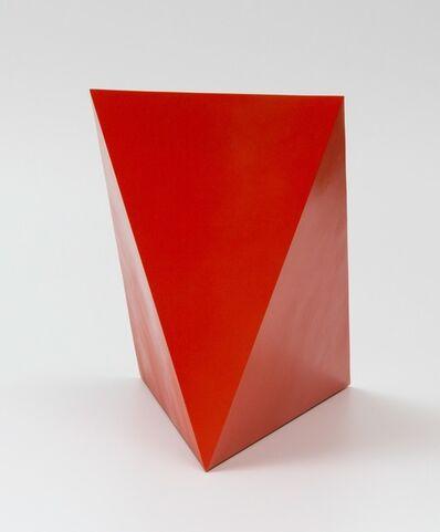 Sérvulo Esmeraldo, 'Pyramid', 2015