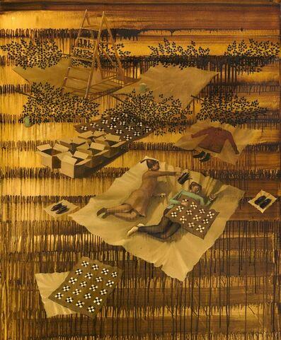 Stephen Chambers, 'Sleeping with Audrey', 1991