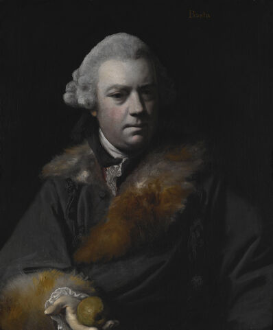 Joshua Reynolds, 'Portrait of Thomas Bowlby', ca. 1765
