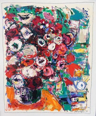 Kees Salentijn, 'Flores de Febrero', 2019
