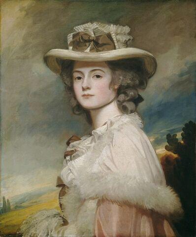 George Romney, 'Mrs. Davies Davenport', 1782-1784