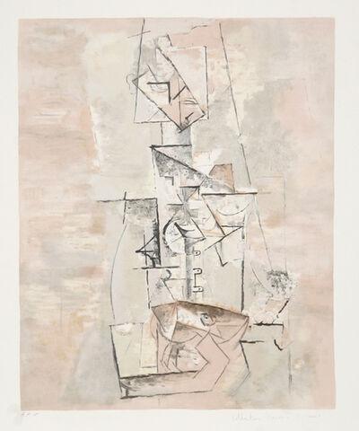 Pablo Picasso, 'Femme a la Mandoline, 1911', 1979-1982