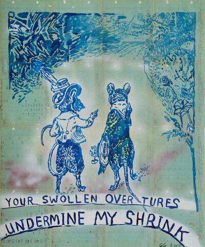Graham Gillmore, 'Swollen Overtures', 2015