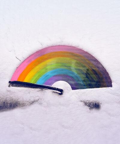 Ramzy Masri, 'Snow Day'