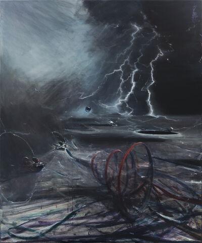 Jia Aili, 'Stardust Hermit', 2017