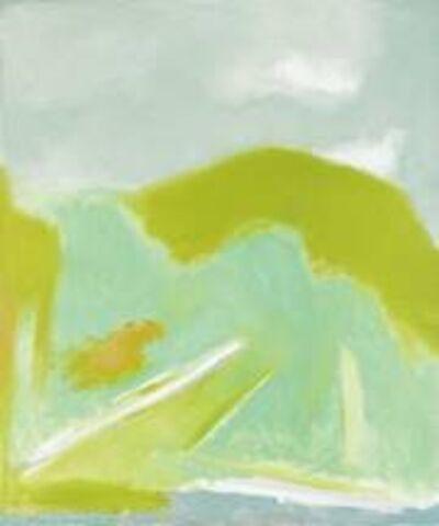 Esteban Vicente, 'Spring I', 1996
